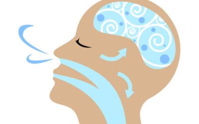 La respirazione diaframmatica negli stati acuti d'ansia